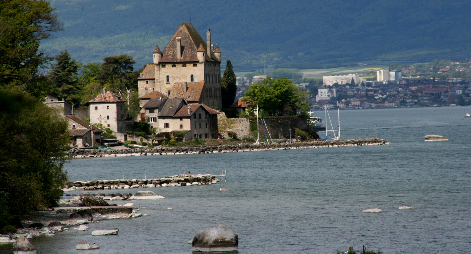 Map Of Yvoire France.Yvoire Beautiful Medieval Village Lake Geneva France